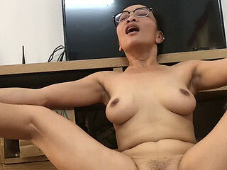 Chinese MILF Solo, Japanese Milf, Unconventional Mom